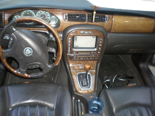 Wonderful Picture Of 2003 Jaguar X TYPE 2.5, Interior, Gallery_worthy