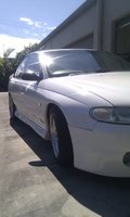 Picture of 1997 Holden Commodore, exterior
