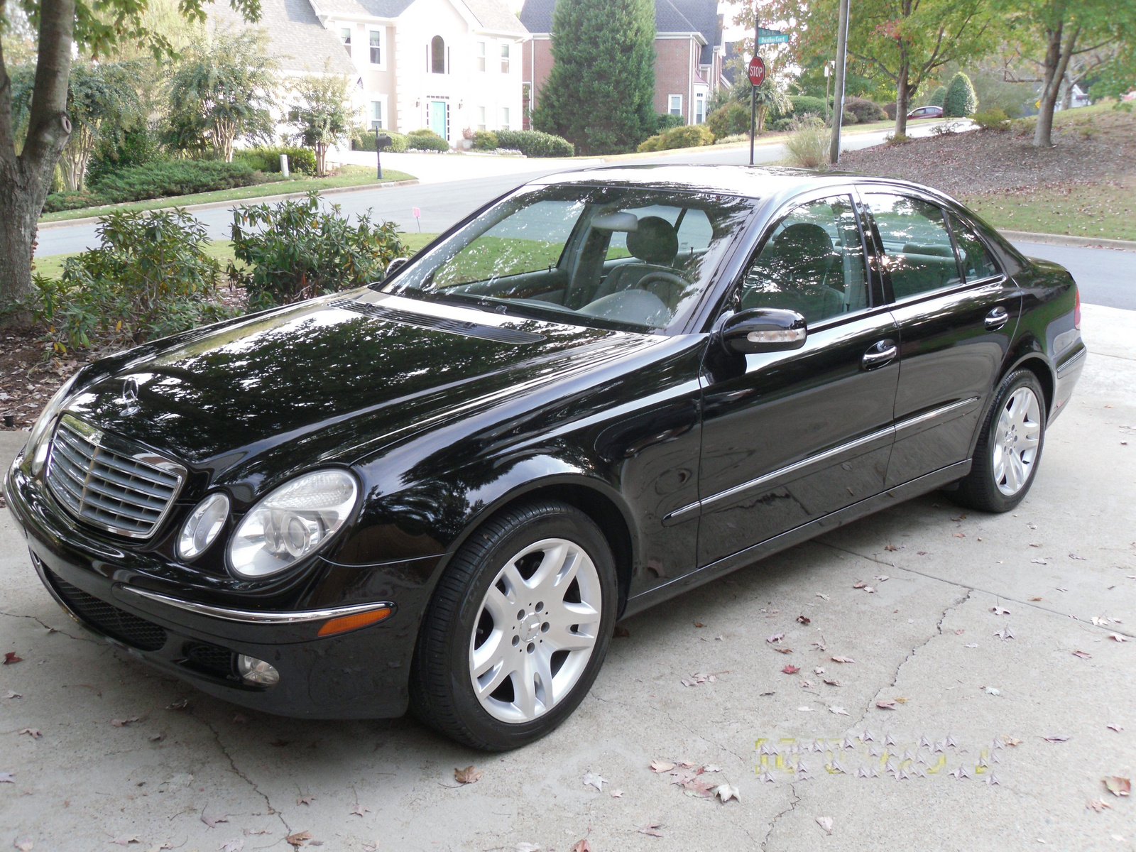 2003 mercedes benz e class pictures cargurus. Black Bedroom Furniture Sets. Home Design Ideas
