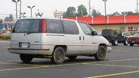 1991 Chevrolet Lumina Minivan Overview