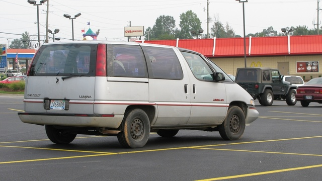 Picture of 1991 Chevrolet Lumina Minivan 3 Dr CL Passenger Van