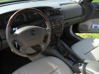 1999 Opel Omega, Interieur cuir beige élec, chauffant, ronce de noyer ..., interior, gallery_worthy
