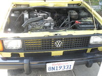 Picture of 1982 Volkswagen Caddy, engine