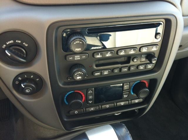 2005 Chevrolet TrailBlazer - Interior Pictures - CarGurus