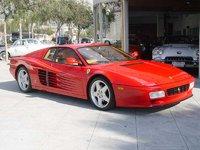1991 Ferrari 512TR Overview
