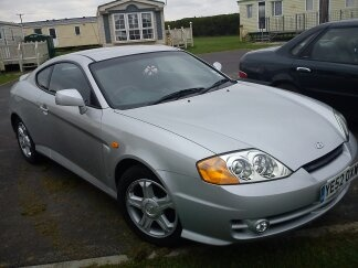 Picture of 2002 Hyundai Coupe, exterior