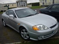 2002 Hyundai Coupe Overview