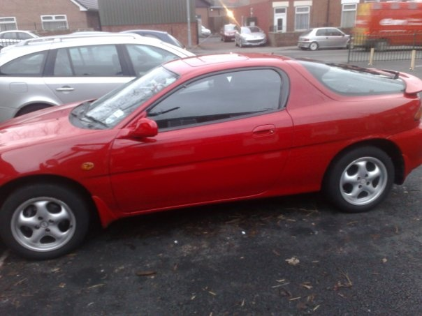 Picture of 1995 Mazda MX-3