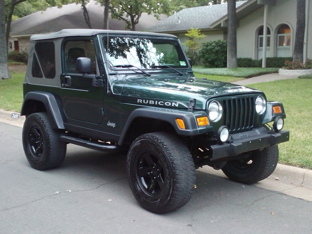 2003 Jeep Wrangler - Pictures - CarGurus
