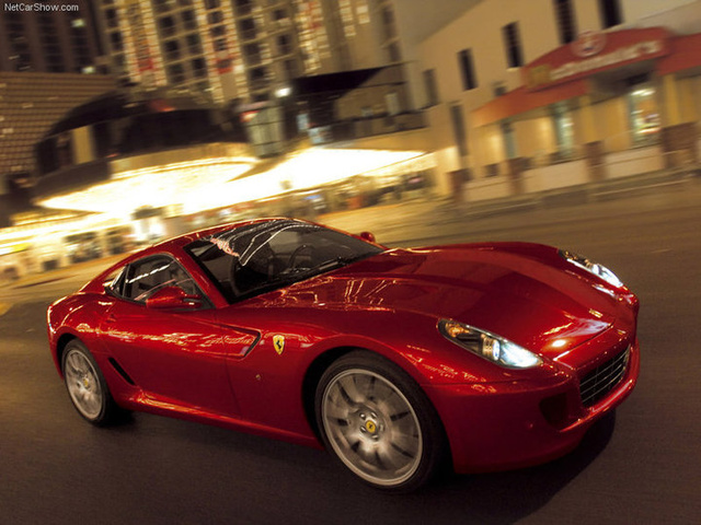 Picture of 2010 Ferrari 599 GTB Fiorano