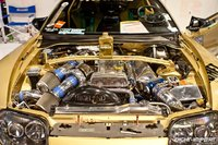 Picture of 1994 Toyota Supra 2 Dr Turbo Hatchback, engine