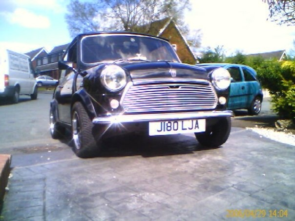 Picture of 1991 Rover Mini