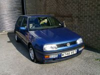 Picture of 1995 Volkswagen Golf 4 Dr GL Hatchback, exterior