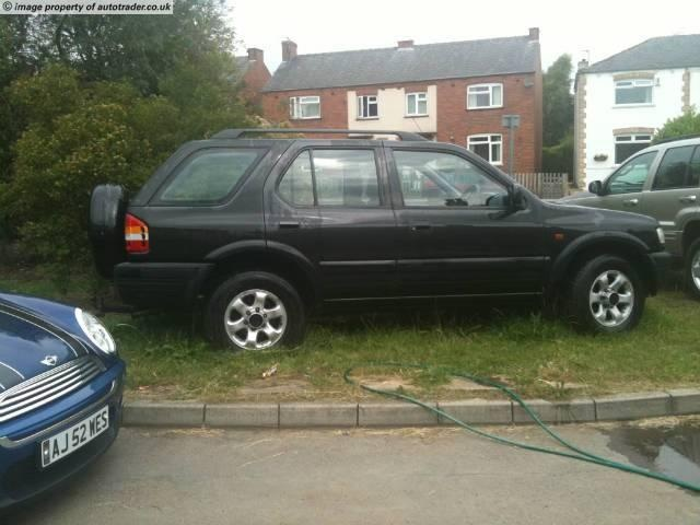 Picture of 2000 Vauxhall Frontera