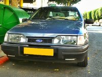 1991 Ford Sierra Overview