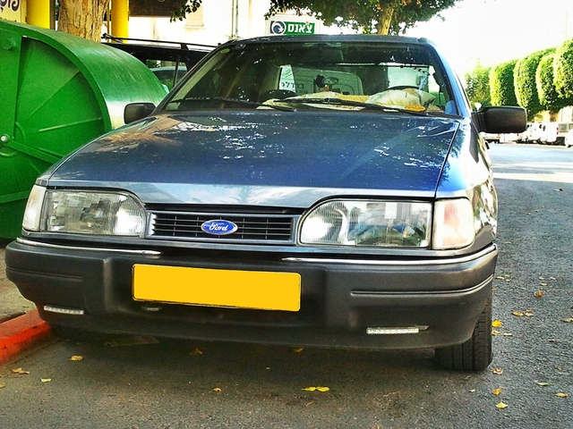 Picture of 1991 Ford Sierra