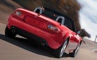 2012 Mazda MX-5 Miata, Back View. , exterior, manufacturer