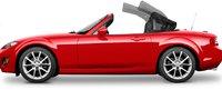 2012 Mazda MX-5 Miata, Side View. , exterior, manufacturer