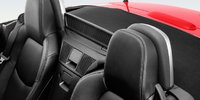 2012 Mazda MX-5 Miata, Close-up of front seats. , interior, manufacturer