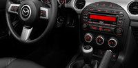2012 Mazda MX-5 Miata, Steering wheel and stereo. , interior, manufacturer