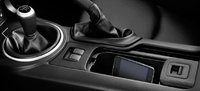 2012 Mazda MX-5 Miata, Close-up of center console. , interior, manufacturer