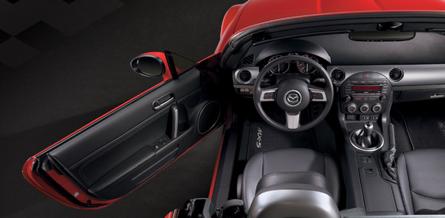 2012 Mazda MX-5 Miata, Front seat. , interior, manufacturer
