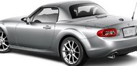 2012 Mazda MX-5 Miata, Back quarter view. , exterior, manufacturer