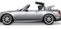 2012 Mazda MX-5 Miata, Side View. , manufacturer, exterior