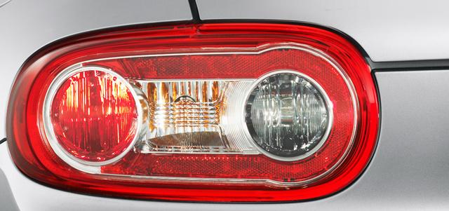 2012 Mazda MX-5 Miata, Tail light., exterior, manufacturer