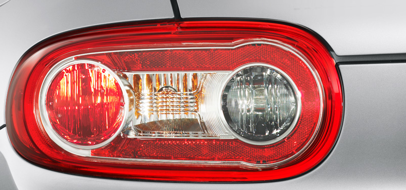 2012 Mazda MX-5 Miata, Tail light., manufacturer, exterior