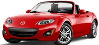 2012 Mazda MX-5 Miata Overview
