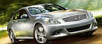 2012 Infiniti G25 Picture Gallery