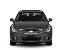 2012 Infiniti G25, Front View copyright AOL Autos. , exterior, manufacturer
