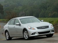 2012 Infiniti G25, Front quarter view copyright AOL Autos. , exterior, manufacturer
