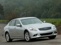 2012 Infiniti G25, Front quarter view copyright AOL Autos. , manufacturer, exterior