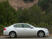2012 Infiniti G25, Side View copyright AOL Autos. , exterior, manufacturer