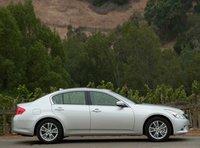 2012 Infiniti G25, Side View copyright AOL Autos. , exterior, manufacturer