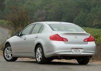 2012 Infiniti G25, Back quarter view copyright AOL Autos. , exterior, manufacturer