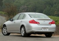 2012 Infiniti G25, Back quarter view copyright AOL Autos. , manufacturer, exterior