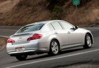 2012 Infiniti G25, Back quarter view copyright AOL Autos. , exterior, manufacturer