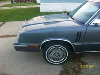 1985 Dodge 600 Overview