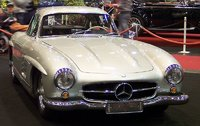 1955 Mercedes-Benz 300SL Overview