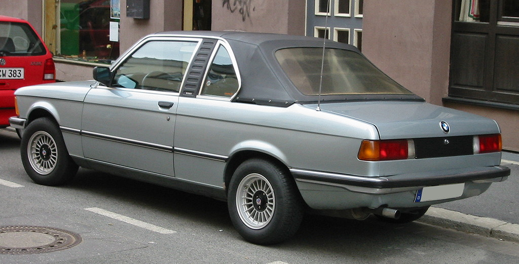 1981 Bmw 3 Series Overview Cargurus