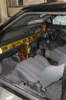 Picture of 1991 Mazda 323 SE Hatchback, interior