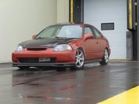 1997 Honda Civic Coupe Picture Gallery