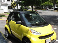 Picture of 2008 smart fortwo passion, exterior