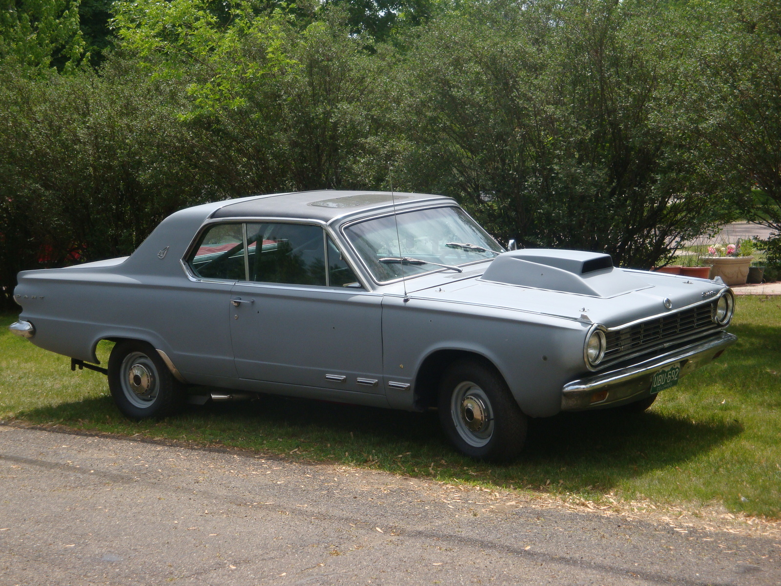 1966 Mustang Wagon >> 1966 Dodge Dart - Pictures - CarGurus