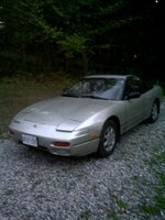 Picture of 1993 Nissan 240SX 2 Dr SE Hatchback, exterior