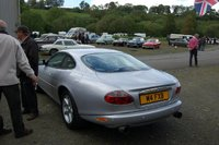 2001 Jaguar XK-Series XK8 Coupe picture, exterior