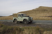 1972 Land Rover Series III, I got married in this Landy, exterior